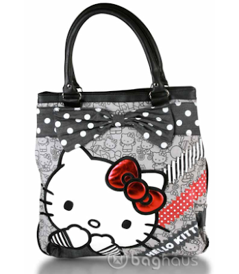 Hello Kitty Big Bow Tote