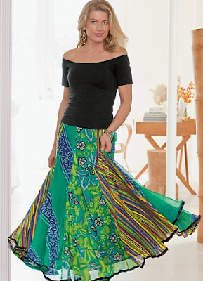 Lslamorada skirt & cd