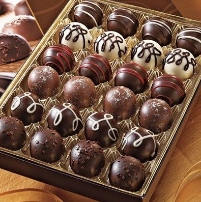 Harry & David's Chocolate Truffles
