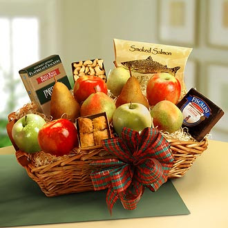 Route 66 Vacation Fruit Basket