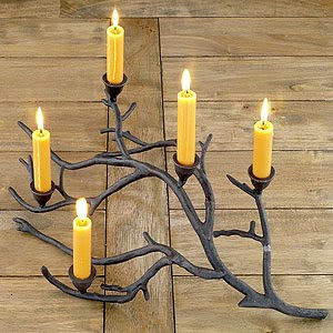 Branch Taper Candleholder Centerpiece