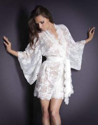 Matinee Kimono