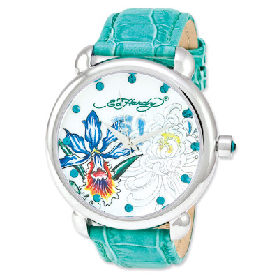 Ed Hardy Garden Watches