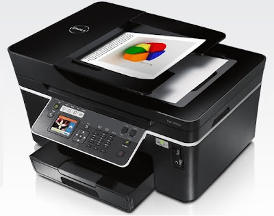 Dell V715w All-in-One Wireless Printer