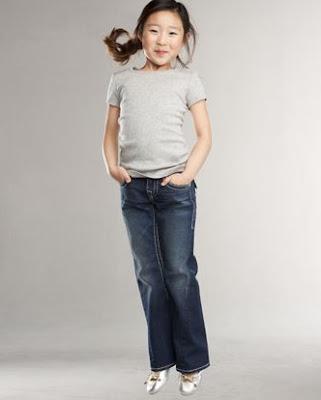 Joey Sunset Rainbow Jeans