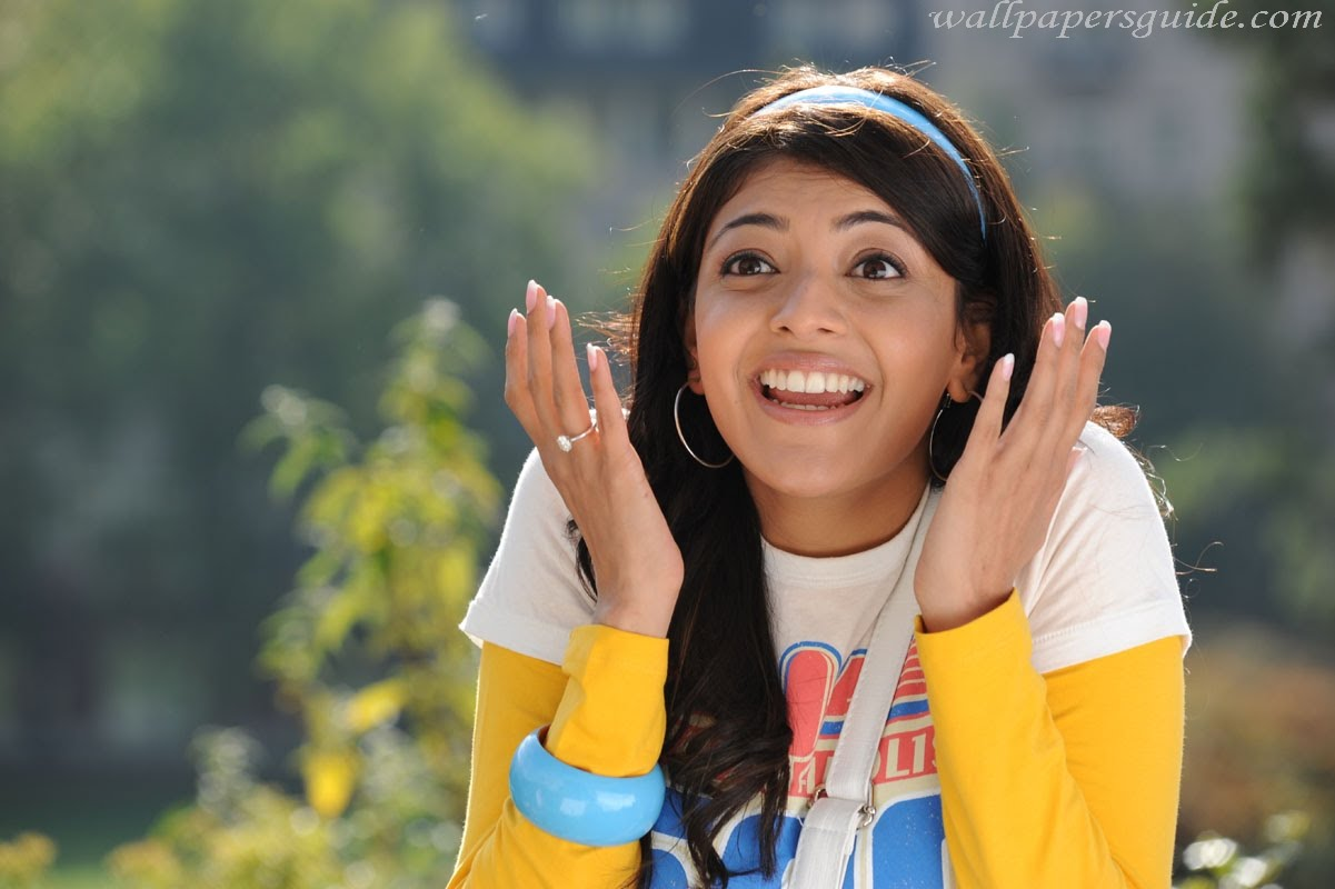 I Will Act Only With Top Heroes-Kajal Aggarwal