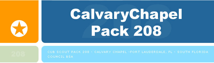 Calvary Pack 208