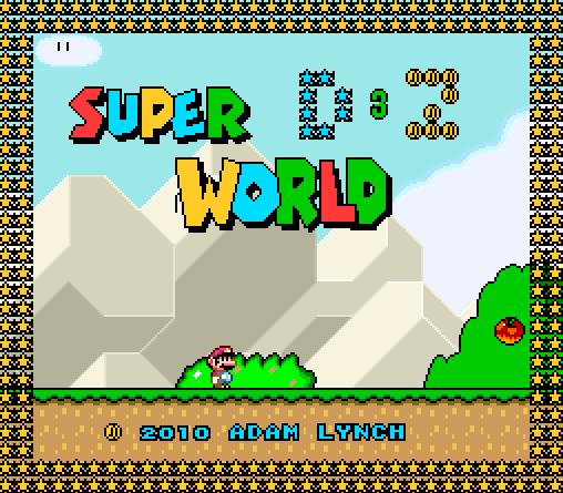 Süper Mario Koş Oyunu