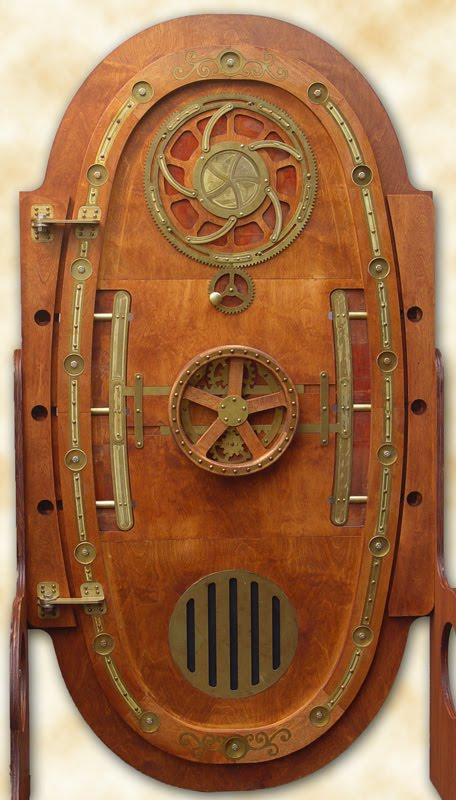Nautilus-style submarine door : submarine door - pezcame.com