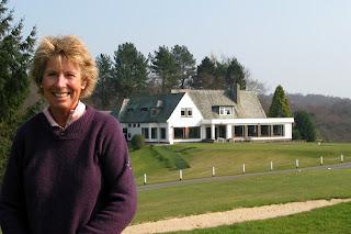 Anna Telfer (Captain of Milngavie Golf Club