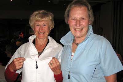 Chris Dingwall and Kay McColl - click to enlarge