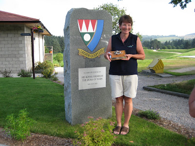 Mary Smith - 2008 Scottish Seniors Strokeplay Champion
