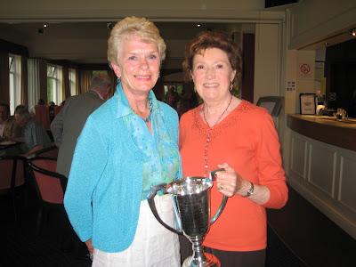 Helen Robertson and Maureen Rennie