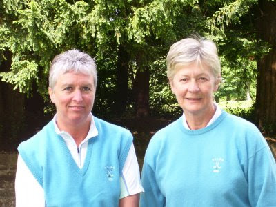 Linda MacDougall and Helen Faulds -- Click to enlarge