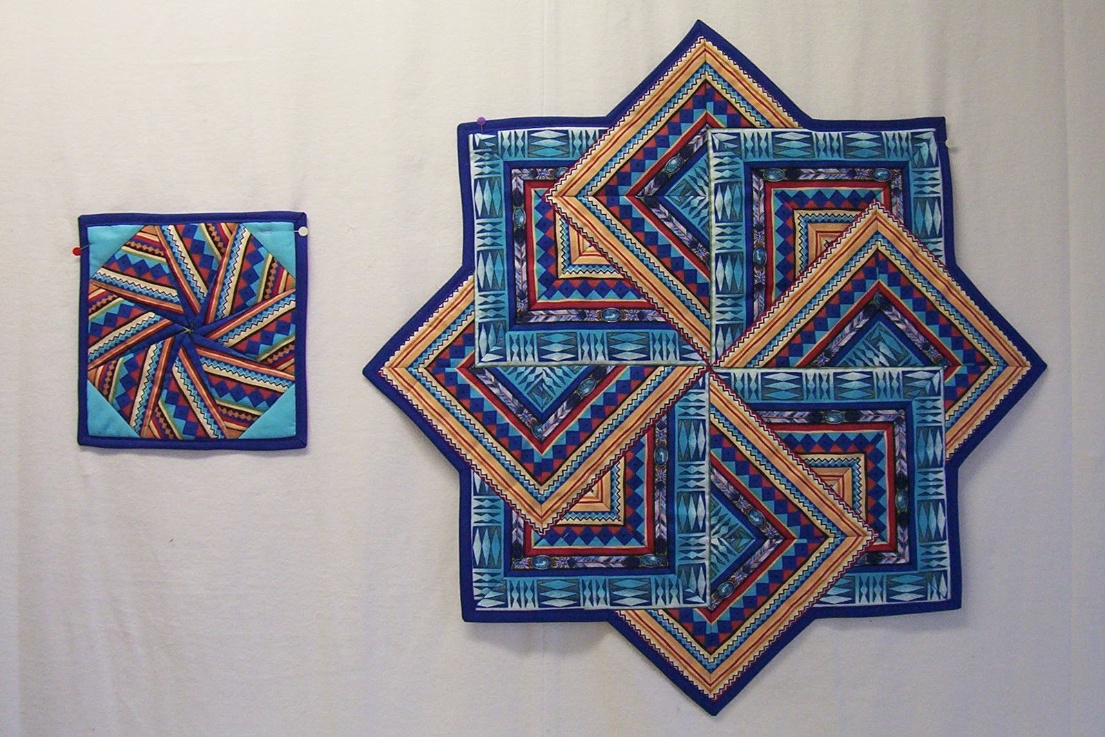 Free Quilt Pattern Table Patterns Gallery