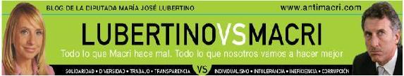 Seguí la no gestión de Macri y las propuestas de Lubertino