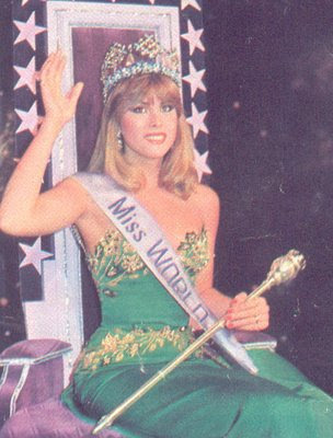 MISS WORLD HISTORY - Page 2 1981Pilin+Leon+-+Venezuela