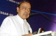 India's Oil Minister Murli Deora