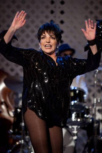 liza minnelli wedding. legend Liza Minnelli,