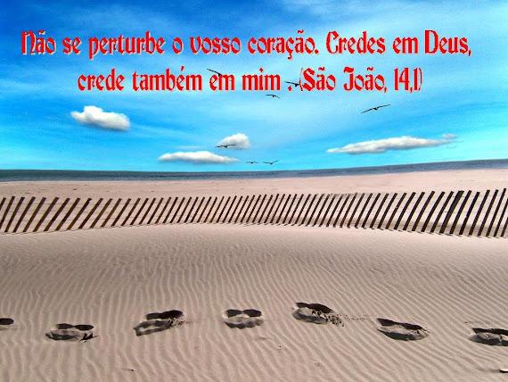 O versículo do mês!!!