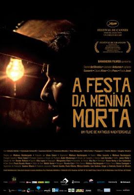 Filme poster A Festa da Menina Morta DVDRip XviD Nacional