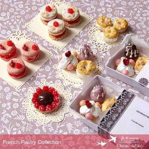 Le Petit Monde d'Oiseau: French Pastry Party