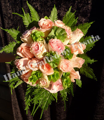 May Wedding Flowers - Pink Bouquet