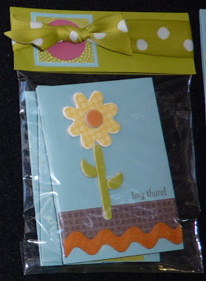 Flower Bag Topper