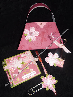 Robyns projects - Party in a Bag Class