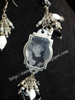 Hodgepodge Hardware - Necklace Jewellery with a picture