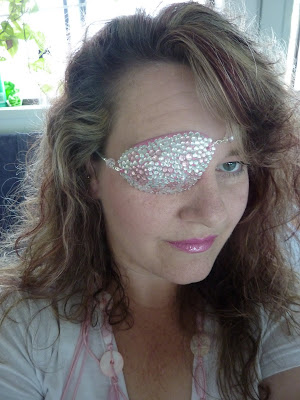 Fashion Eye Patch Blingy