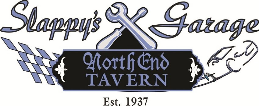 Slappy&#39;s Garage - North End Tavern