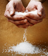 To share God&#39;s word, to encourage and to keep our salt, SALTY