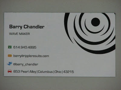 Business card for Ripple Results