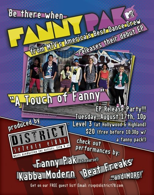 Pacific Rim Went To The Home Of Matt Cady Fanny Pak Talk And Beat Freaks About Tonights Release Party For Paks Touch