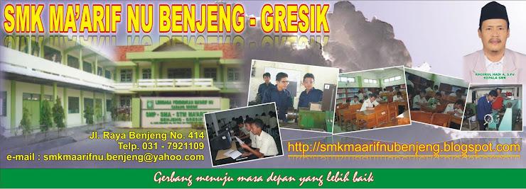 SMK MA'ARIF NU BENJENG - GRESIK