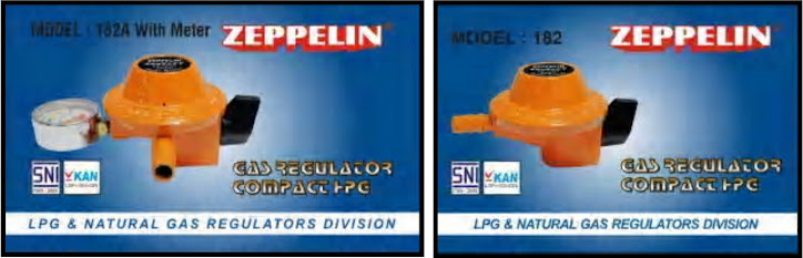 Regulator ZEPPELIN (SNI)