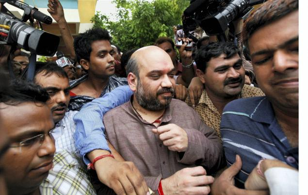 Fake encounter case Charge sheet has proof against Amit Shah: CBI