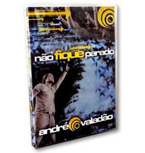DVD André Valadão – Não Fique Parado