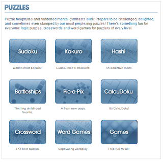Conceptis Puzzles on Logic Puzzler  Daily Conceptis Puzzles