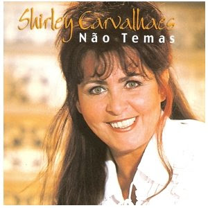 Capa do CD Shirley Carvalhaes   Não Temas