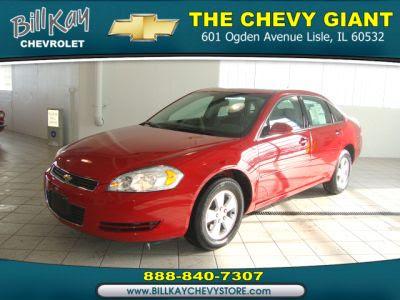 chevy impala 2008. 2008 Chevrolet Impala LT