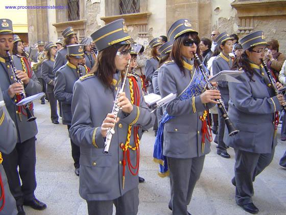 banda vincenzo bellini partanna (tp)