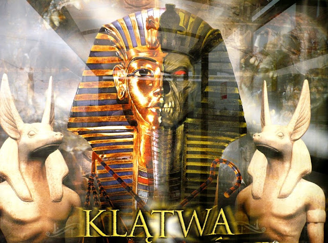 plakat Klątwa