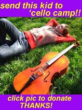 send ellen cherry to 'cello camp