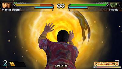 Primeras imagenes del videojuego de DragonBall Evolution Para Psp de momento Ap_20090203113612117_001