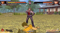 Primeras imagenes del videojuego de DragonBall Evolution Para Psp de momento 090209_03