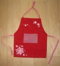 La sciarpa che canta: Cartamodello per grembiule da cucina per bambini