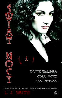 Świat nocy 1. Córki nocy; Night World No.1, Daughter of Darkness