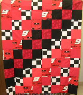 Snuggle Up quilt top